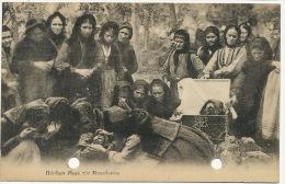 Macedonia Funeral Customs Coutumes Funeraires - Macédoine