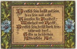 Forchheim  Art Card Art Card WWI Lazaret Lazarett 1917 Edit Bischof Klein Lengerich - Forchheim