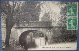 Saulon La Rue (21) CPA : Le Pont Du Moulin - Autres Communes