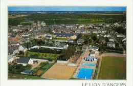 CP.  49.  LE  LION  D' ANGERS.  VUE  GENERALE - France
