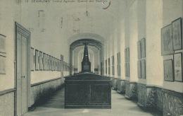 Gembloux - Institut Agricole  - Couloir Des Sections - SBP -1936  ( Voir Verso ) - Gembloux
