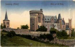 Stollberg - Blick Auf Die Burg - Ohne Zuordnung
