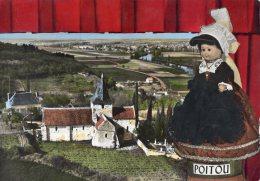 EN AVION AU DESSUS DE ...saint Remy Sur Creuse  (LOT L4) - France