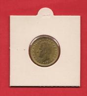 SPAIN. 1975,  Circulated Coin XF, 1 Peseta,alu-bronze, Km806 - [ 5] 1949-… : Kingdom