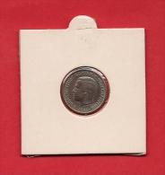 GREECE 1966,  Circulated Coin 50 Lepta, Copper Nickel, KM88 - Greece