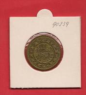 TUNESIA 1960,  Circulated Coin 50 Millim, KM308 - Tunesië