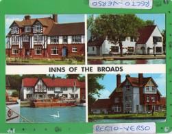 INNS OF THE BROADS SWAN INN HORNING RIVER VARE - Inghilterra