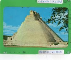 TEMPLO DEL ADIVINO UXMAL YUCATAN MEXICO - Messico