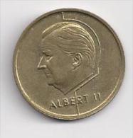 5 Francs Albert. (Voir Commentaires) - 03. 5 Francs