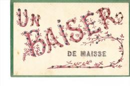 MAISSE - Un Baiser De ...... - Other Municipalities