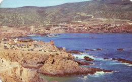 Panormic Of The Blowhole Ensenada - Mexico