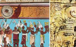 Bonampak Chiapas - Mexico