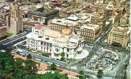Palace Of Fine Arts Mexico City - Mexico