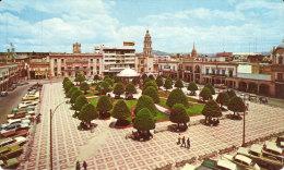 Plaza Martires Del 2 De Enero Leon - Mexico