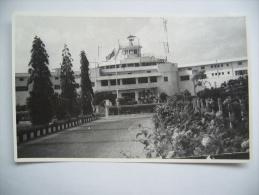Photo - Postcard: Aerodrome Unknown Place Small Format Unused - Aerodrome