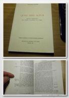 Espagnol-latin QUOD NIHIL SCITUR 1984 F. SANCHEZ TRADUCCION RABADE ARTOLA PEREZ - Culture