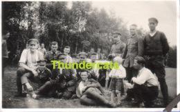 FREIBERG ** ANCIENNE PHOTO ALLEMAGNE SOLDAT MILITAIR ALLEMAND ** VINTAGE PHOTO GERMAN SOLDIER  ** FOTO - Guerre, Militaire