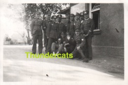 UBUNGPLATZ OHRDRUF TUHR  ** ANCIENNE PHOTO ALLEMAGNE SOLDAT MILITAIR ALLEMAND ** VINTAGE PHOTO GERMAN SOLDIER  ** FOTO - Guerre, Militaire