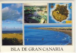 Isla De GRAN CANARIA - Diversos Aspectos - Gran Canaria