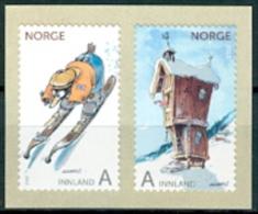 NOORWEGEN 2013 Kerstzegels Serie PF-MNH-NEUF - Norwegen