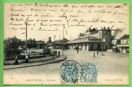 93 SAINT-DENIS - La Gare - Saint Denis