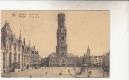 Brugge Grand Place  Groot Markt - Brugge