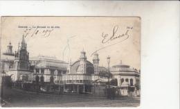 Oostende  Le Kursaal Vue De Coté - Oostende