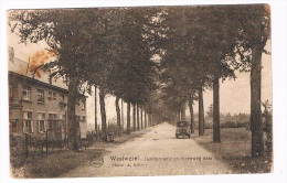 B4450     WESTWEZEL ( Wuustwezel? ) Gendarmerie En Steenweg Naar Nieuwmoer ( Politie, Police) - Kalmthout