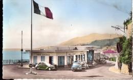 MENTON: La Nouvelle Douane Française - Menton