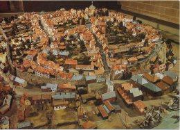 Rye Town Model(GB - Sussex) - Maquette Pour La Création Des Spectacles De Son Et Lumière - Rye