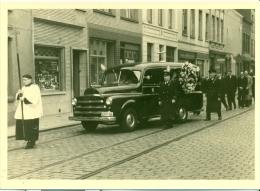Fotokaart - Begrafenis - Funerale - Dodge - Funérailles