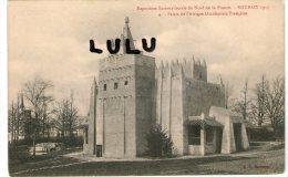 DEPT 59 : Roubaix , Exposition 1911 , Palais De L Afrique Occidentale Francaise - Roubaix