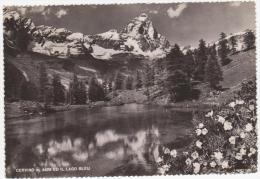 2683.   Cervino - Lago Blue - Tassata - Taxed - 1948 - Unclassified
