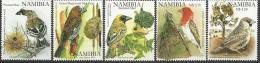 "NAMIBIA ""WEAVER BIRDS OF NAMIBIA"" 2008 NEW - Namibia (1990- ...)"
