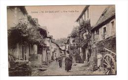 LE SAILLANT/19/Une Vieille Rue/réf:5448 - Frankrijk