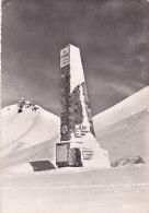 05 - La Stèle Du Col D´Isoard (grand Format) - Non Classificati