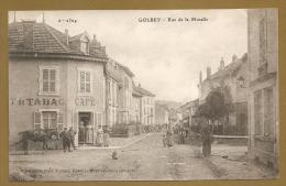 GOLBEY - Rue De La Moselle - TABAC - Café - Golbey