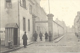 21 - DIJON - Côtes-d´Or - Quartier Brune - 48e D'Artillerie - Dijon