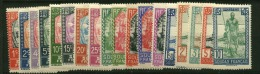 Soudan  Entre N°  60 à 87   Neuf  X  Cote Y & T  11,30 Euro Au Quart De Cote - Sudan (1894-1902)