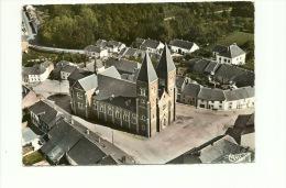 Habay La Neuve Vue Aérienne Place De L'Eglise - Habay