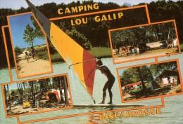"""BISCAROSSE: Navarosse, Camping """"Lou Galip"""" - Biscarrosse"""