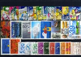 Nederland, Holanda, Sellos Usados  Lote 03 - Periodo 1980 - ... (Beatrix)