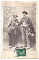 CPA Bressans Revenant De La Foire édit Ferrand à Bourg Sans N° écrite Timbrée 1913 écrite Timbrée - Autres