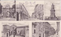 Faenza Viaggiata Nel 1909 - Faenza