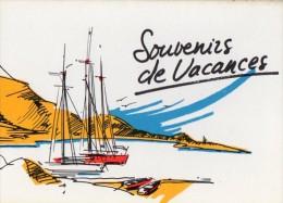 """ANCIENNE POCHETTE POUR PHOTOS KODAK """"souvenirs De Vacances""""(LOT LILOU4) - Matériel & Accessoires"""
