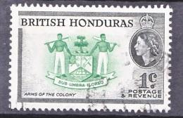 British Honduras, 1953, SG 179,  Used - British Honduras (...-1970)