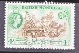 British Honduras, 1953, SG 182,  Used - British Honduras (...-1970)