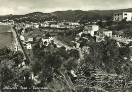 Albisola Capo(Savona)-Panorama-1955 - Savona