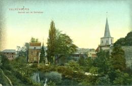 Valkenburg - Gezicht Aan De Emmalaan - Valkenburg