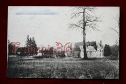 Goudelancourt - Aisne - Le Château - Schlob Belval Bei ... - Dos écrit En Allemand En 1915 - France